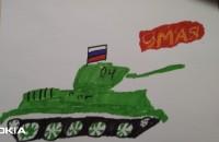 Заец-Максим-12-лет-Танк-Т-34-СГ-н.т.-Чечетина-С.В.