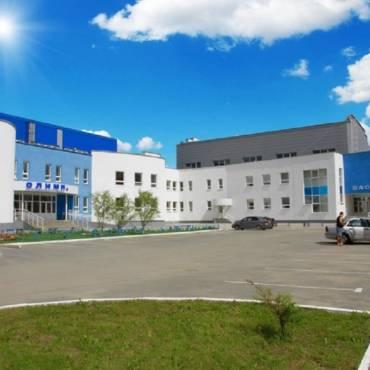 Отчет Многофункциональный спортивный центр ОЛИМП