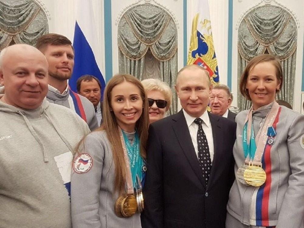 Отчет Спортивно-адаптивная школа имени Михалины Лысовой