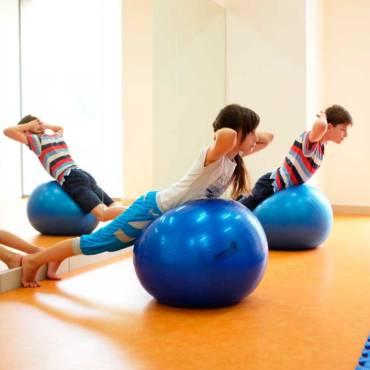 Оздоровление и реабилитация детей инвалидов