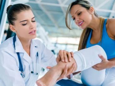 Консультация спортивного врача