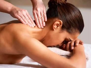 Медицинский массаж шеи