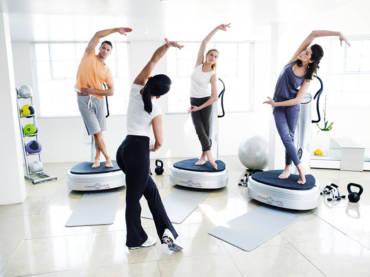 Виброплатформа для похудения