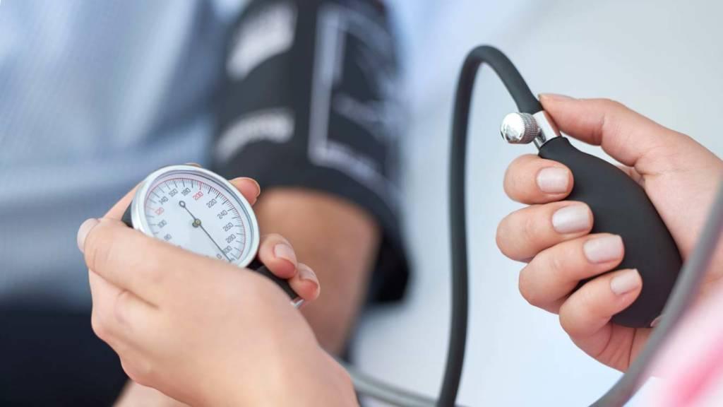 медицинская услуга измерения артериального