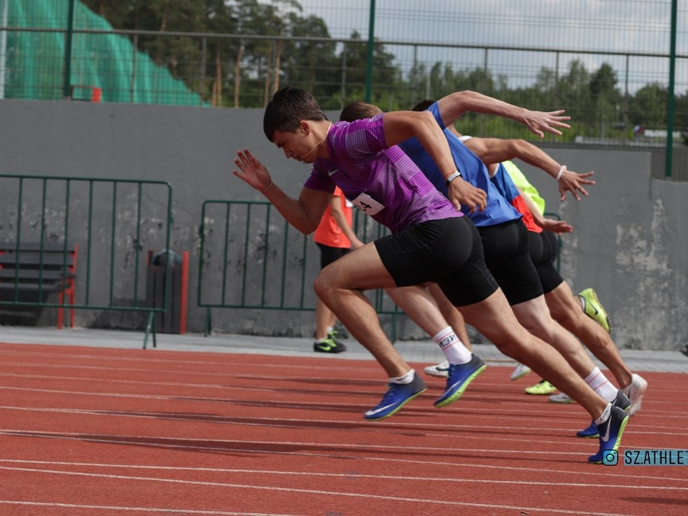 Первенство города Екатеринбурга по легкой атлетике