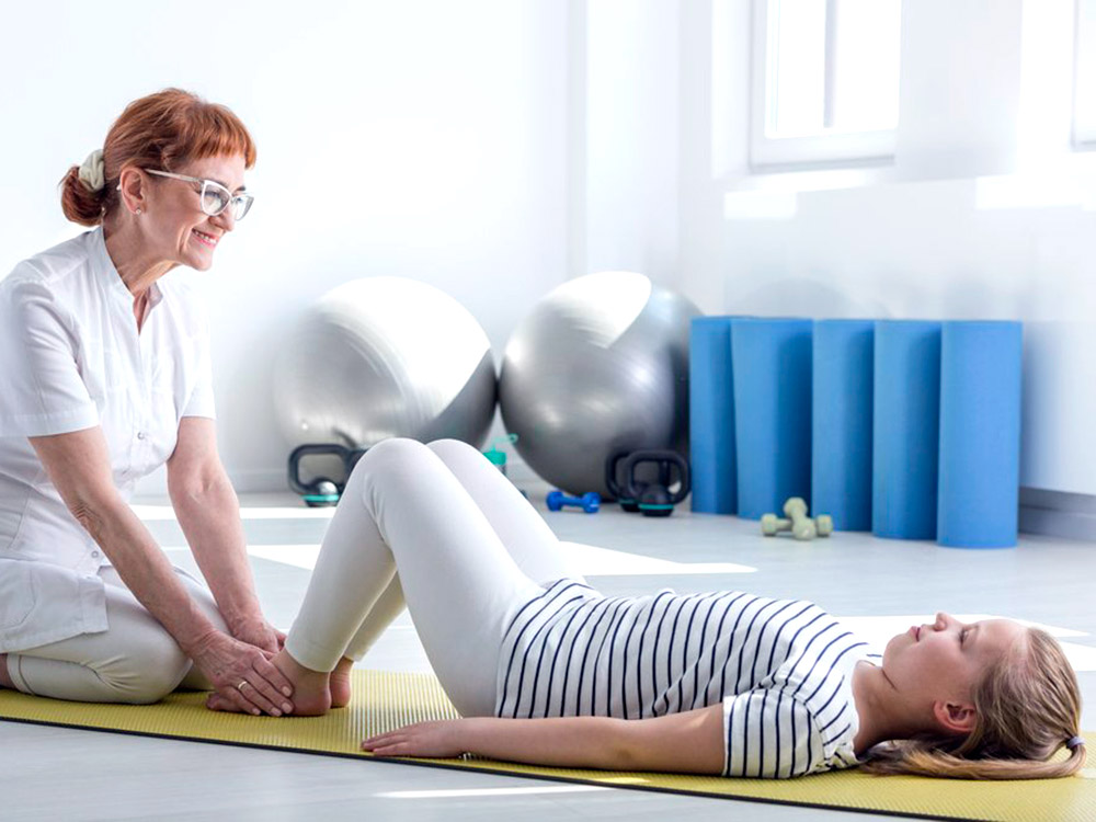 Занятия лечебной физкультурой реабилитация