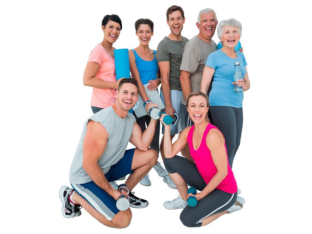 Цена на фитнес для всей семьи