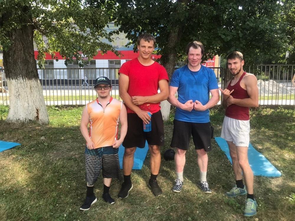 Летняя оздоровительная кампания 2020 спорт лин