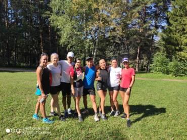 Тренировочные мероприятия спорт слепых