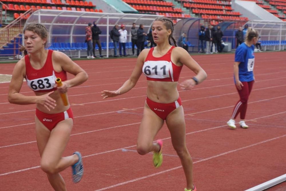 Чемпионат России спорт ЛИН