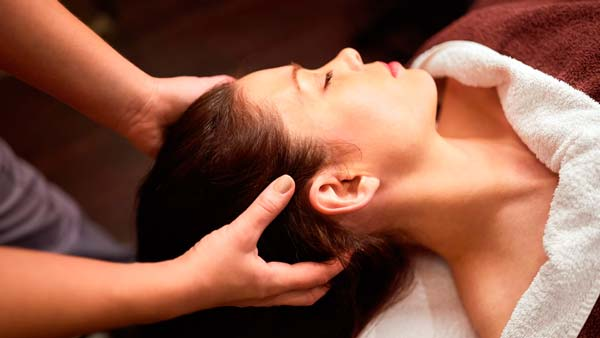 Показания к массажу головы