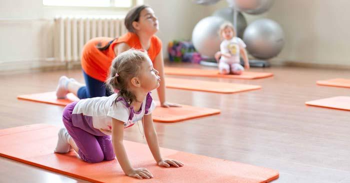 Занятия спортом проходят по 2-м основным программам