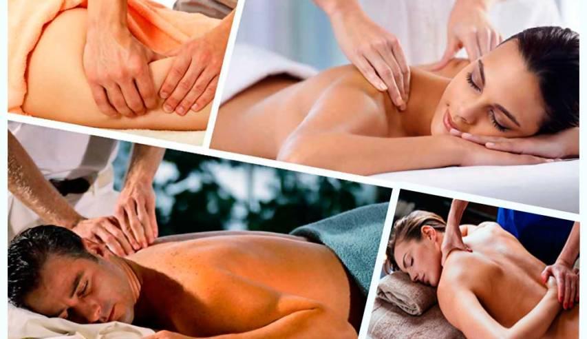 Общий медицинский массаж (спина, верхние и нижние конечности, живот)