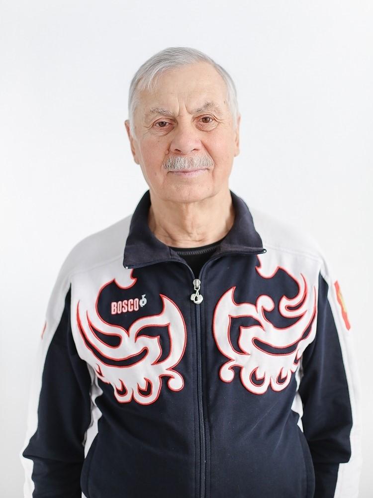 Кравцов Николай Петрович