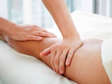 Медицинский массаж нижних конечностей