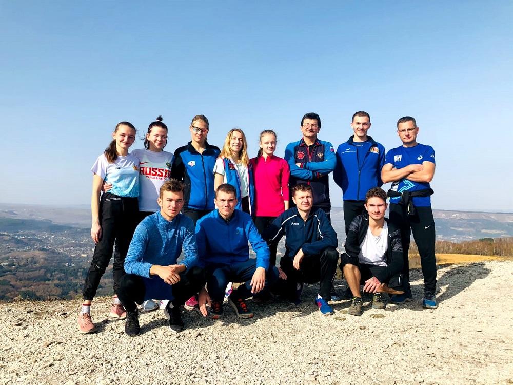 Тренировочное мероприятие Кисловодск 2020