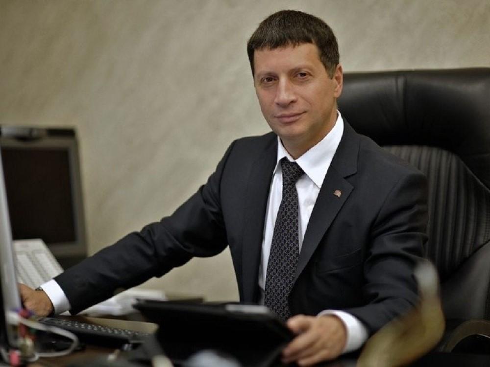"""Визит министра спорта в ГАУ СО """"САШ"""""""