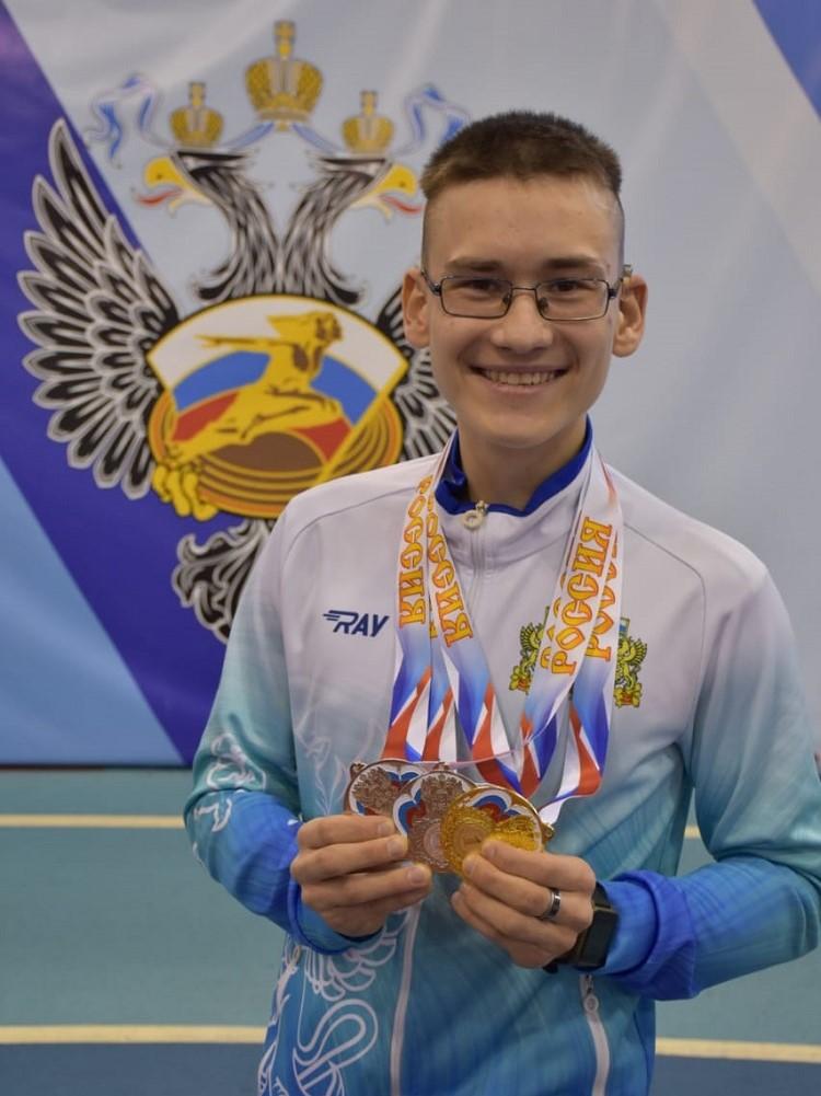 Всероссийские соревнования и Кубок России