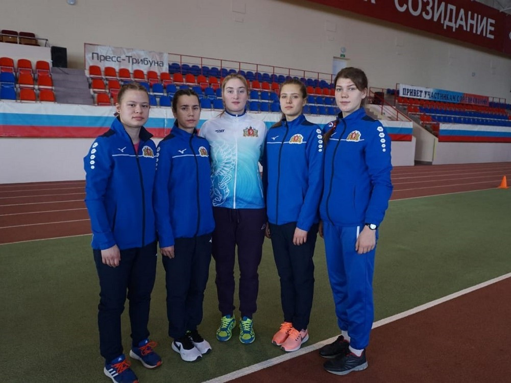 Всероссийские Соревнования по легкой атлетике спорт ЛИН