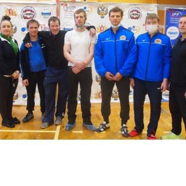 Кубок Свердловской области по спорту ЛИН пауэрлифтинг