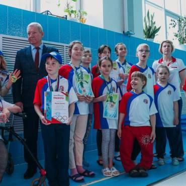 Чемпионат и первенство Свердловской области плаванию