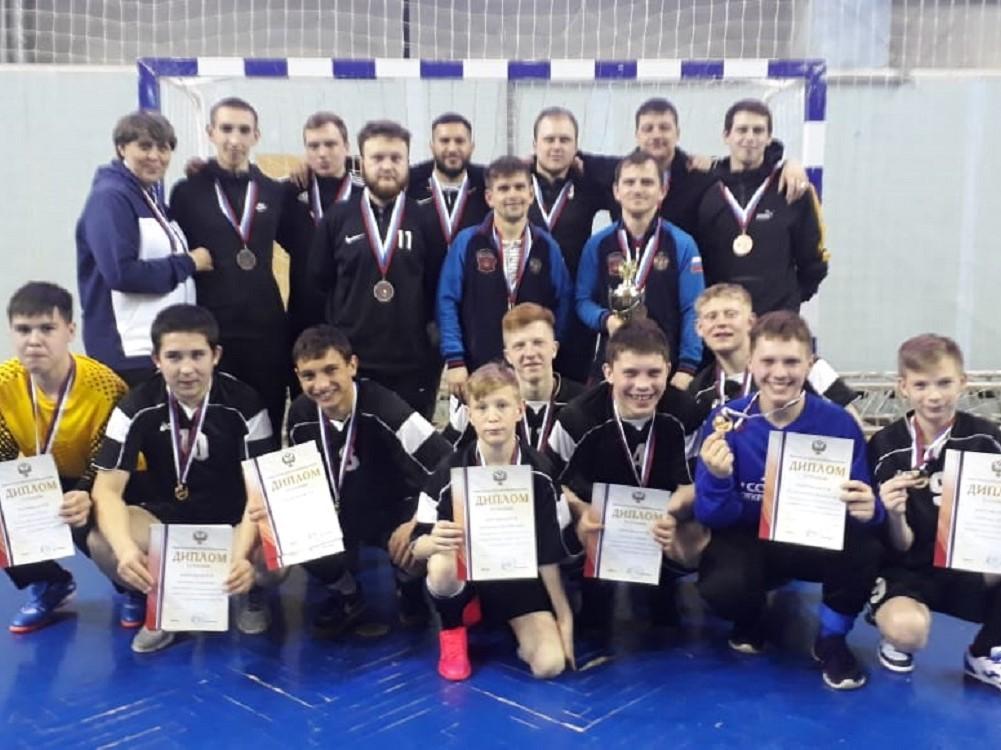 Чемпионат и первенство России по мини- футболу спорт ЛИН