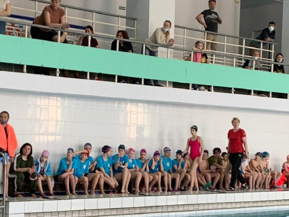 Открытое первенство ГАУ СО САШ по плаванию
